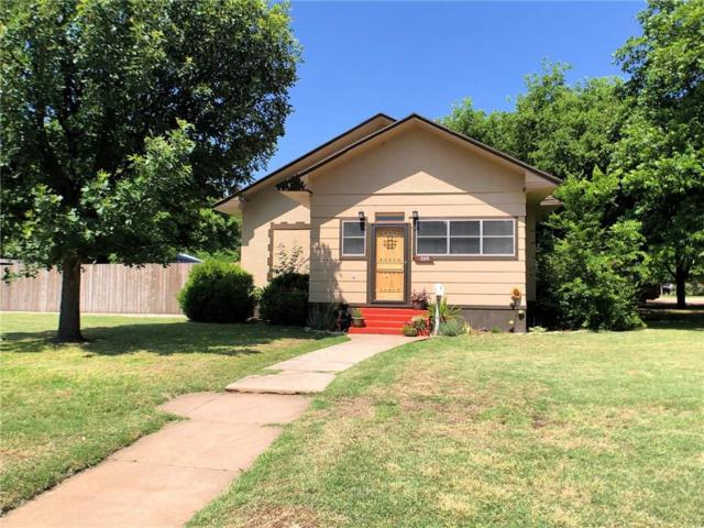 509 N Avenue F, Haskell, TX 79521 (MLS #14104138) :: RE/MAX Town & Country