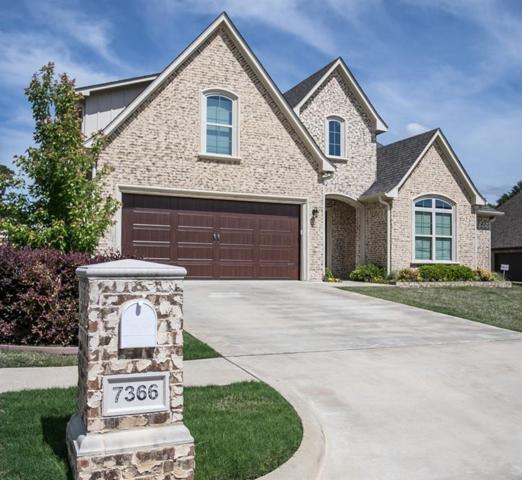 7366 Lake Pointe Cove, Tyler, TX 75703 (MLS #14104177) :: The Tierny Jordan Network