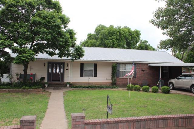 909 SE 3rd Street, Knox City, TX 79529 (MLS #14104189) :: RE/MAX Town & Country