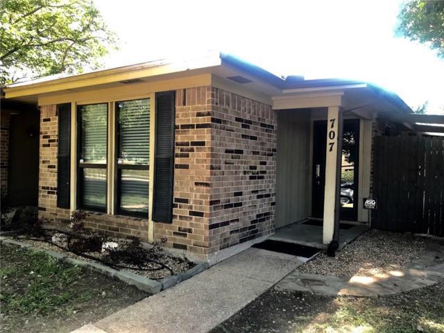 707 Boyd Drive, Grapevine, TX 76051 (MLS #14104194) :: Lynn Wilson with Keller Williams DFW/Southlake