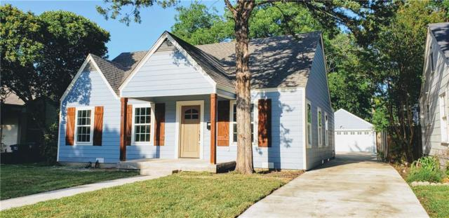 2805 Ryan Avenue, Fort Worth, TX 76110 (MLS #14104348) :: The Hornburg Real Estate Group