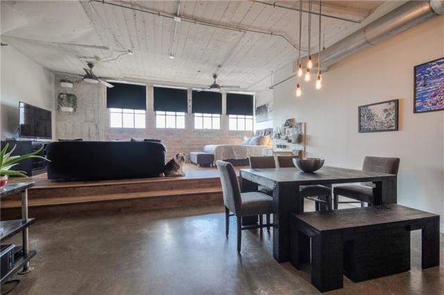 1122 Jackson Street #1003, Dallas, TX 75202 (MLS #14104451) :: Van Poole Properties Group