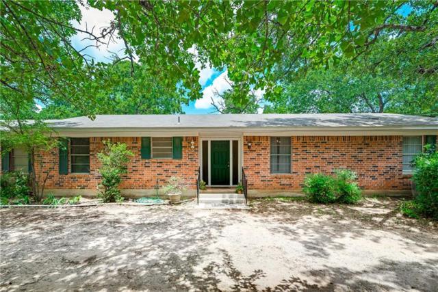1141 Wildwood Lane, Denton, TX 76208 (MLS #14104519) :: Acker Properties