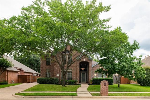 1908 Tophill Drive, Flower Mound, TX 75022 (MLS #14104533) :: Real Estate By Design