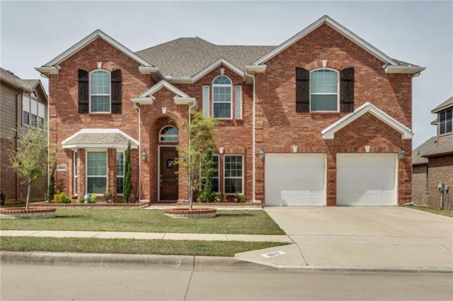 8612 Snowdrop Court, Fort Worth, TX 76123 (MLS #14104619) :: Real Estate By Design