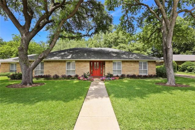 4023 Allencrest Lane, Dallas, TX 75244 (MLS #14104672) :: The Real Estate Station