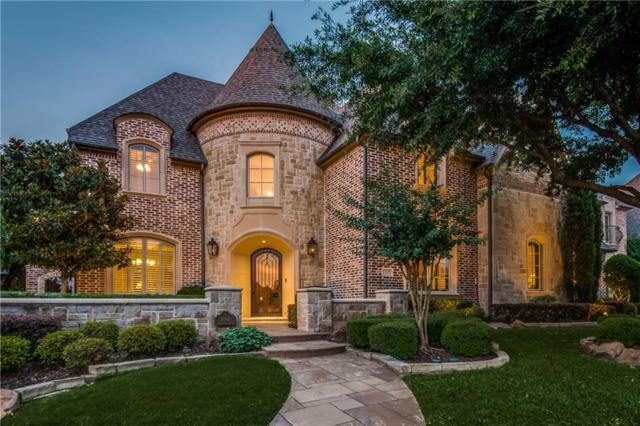 6062 Bellevue Place, Frisco, TX 75034 (MLS #14104775) :: All Cities Realty