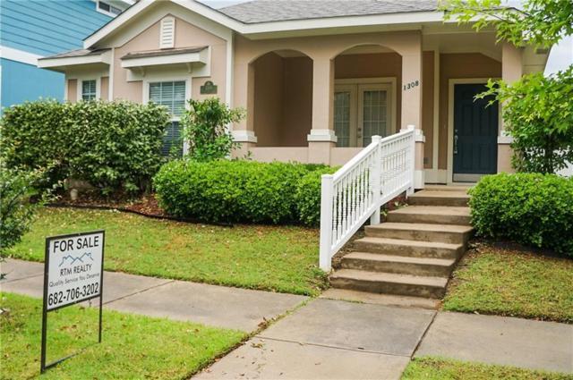 1308 Live Oak Lane, Savannah, TX 76227 (MLS #14104806) :: Real Estate By Design