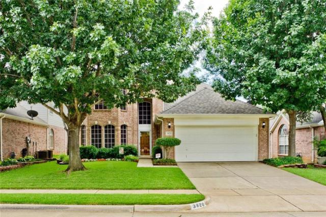 3820 Oak Leaf Lane, Bedford, TX 76021 (MLS #14104943) :: Team Tiller