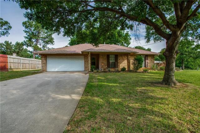 2808 Panhandle Drive, Grapevine, TX 76051 (MLS #14104972) :: The Heyl Group at Keller Williams