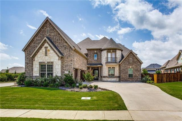 10901 Smoky Oak Trail, Flower Mound, TX 76226 (MLS #14105018) :: Real Estate By Design