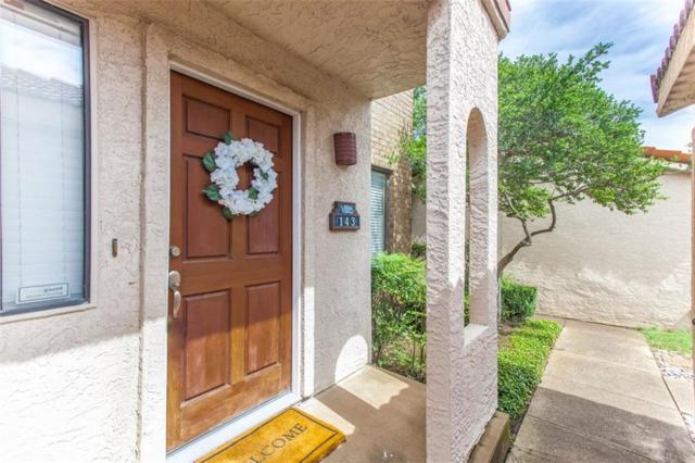 525 Ranch Trail #143, Irving, TX 75063 (MLS #14105048) :: The Heyl Group at Keller Williams
