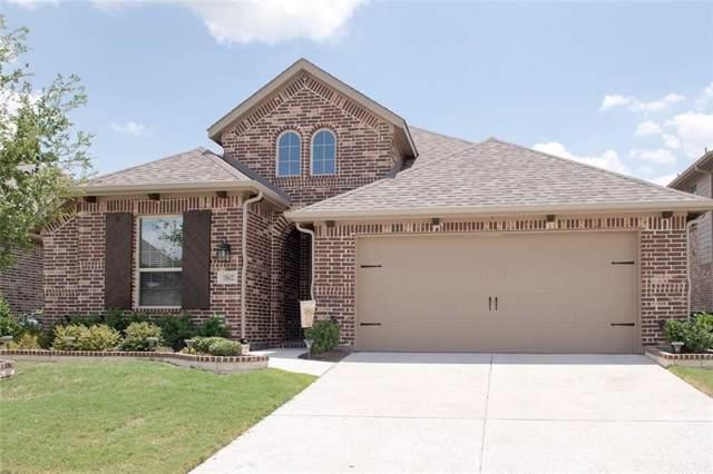 15612 Piedmont Park Drive, Prosper, TX 75078 (MLS #14105091) :: RE/MAX Town & Country