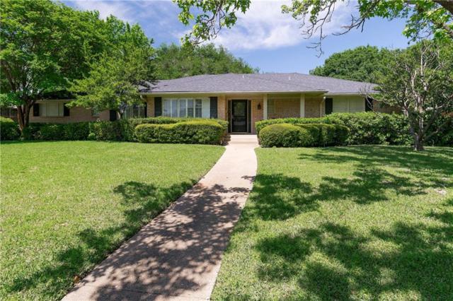 5545 Charlestown Drive, Dallas, TX 75230 (MLS #14105116) :: Robbins Real Estate Group