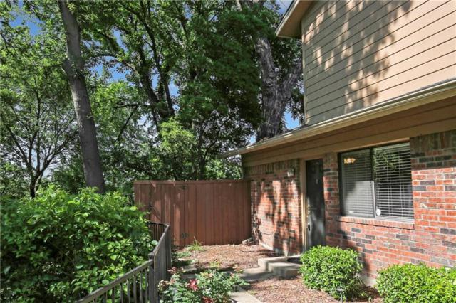 5746 Cedar Creek Drive, Benbrook, TX 76109 (MLS #14105134) :: The Hornburg Real Estate Group