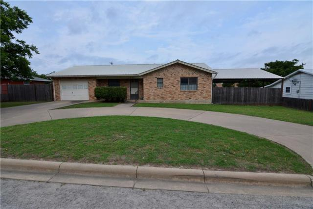 1703 Earl, Goldthwaite, TX 76844 (MLS #14105189) :: RE/MAX Town & Country