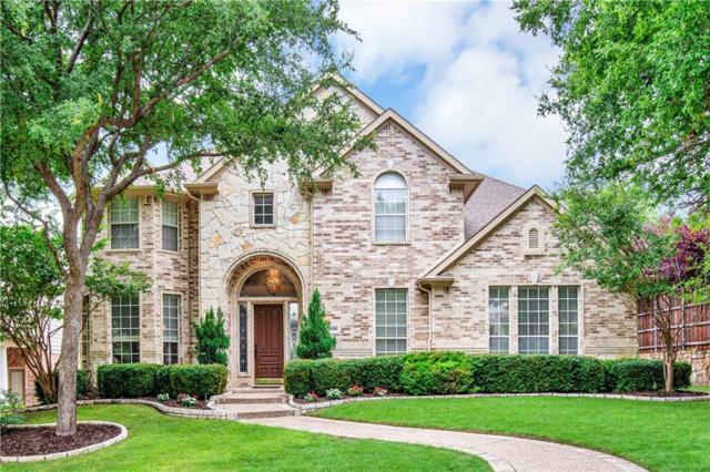 4830 Mira Vista Drive, Frisco, TX 75034 (MLS #14105198) :: The Heyl Group at Keller Williams