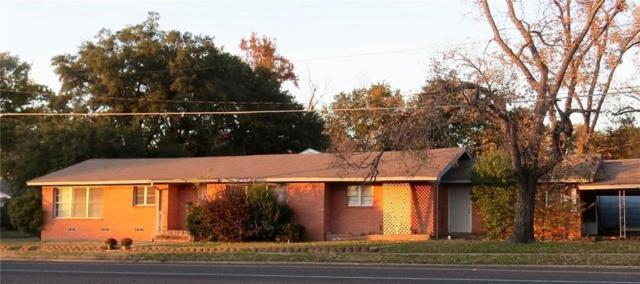 801 Main Street, Teague, TX 75860 (MLS #14105343) :: RE/MAX Town & Country