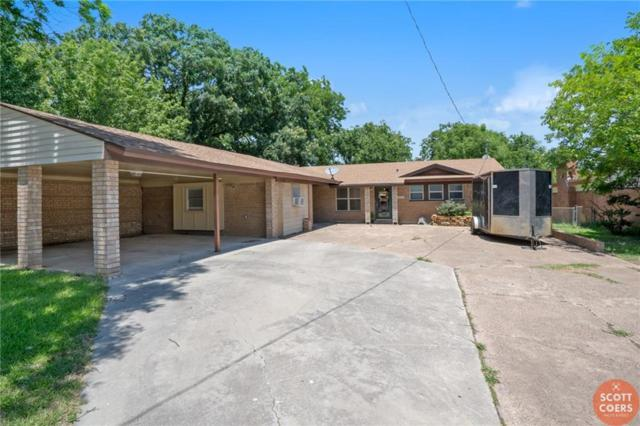 1006 W Walnut Street, Coleman, TX 76834 (MLS #14105422) :: Potts Realty Group