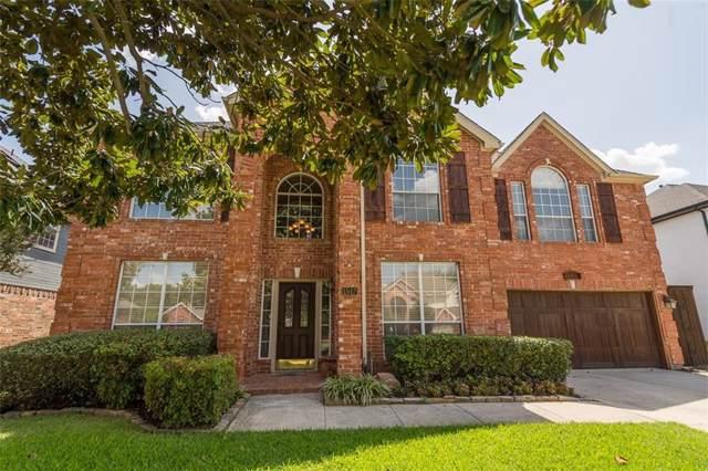 1517 Leese Drive, Flower Mound, TX 75028 (MLS #14105442) :: Team Tiller