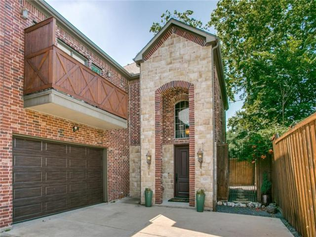 5211 Mission Avenue, Dallas, TX 75206 (MLS #14105558) :: The Mitchell Group