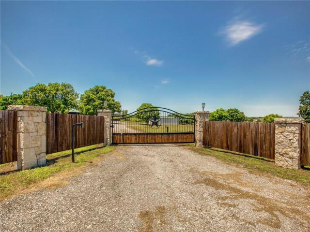 5590 Meadow Ridge Drive, Weatherford, TX 76087 (MLS #14105626) :: RE/MAX Town & Country