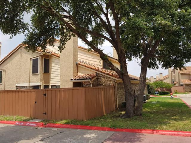 4261 Madera Road #2, Irving, TX 75038 (MLS #14105641) :: Team Hodnett