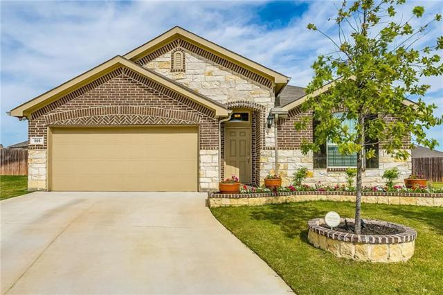 305 Sunspike Court, Burleson, TX 76028 (MLS #14105658) :: The Mitchell Group
