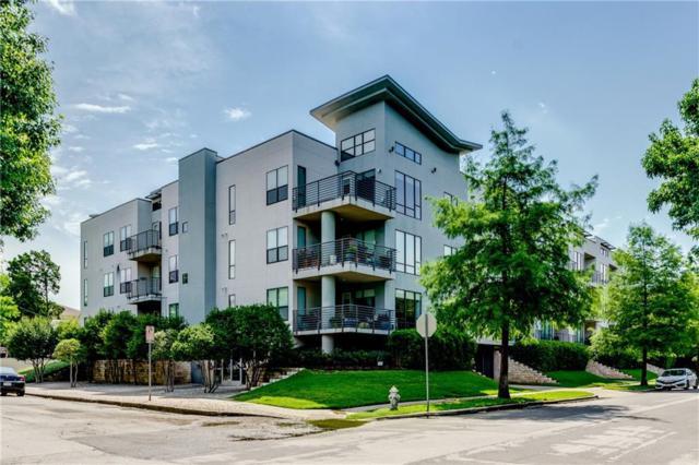 4040 N Hall Street #111, Dallas, TX 75219 (MLS #14105713) :: Team Hodnett