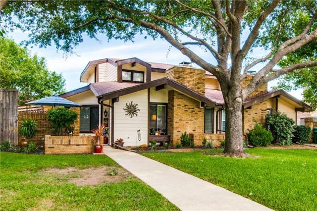 633 Hunters Glen Street, Lewisville, TX 75067 (MLS #14105719) :: The Rhodes Team