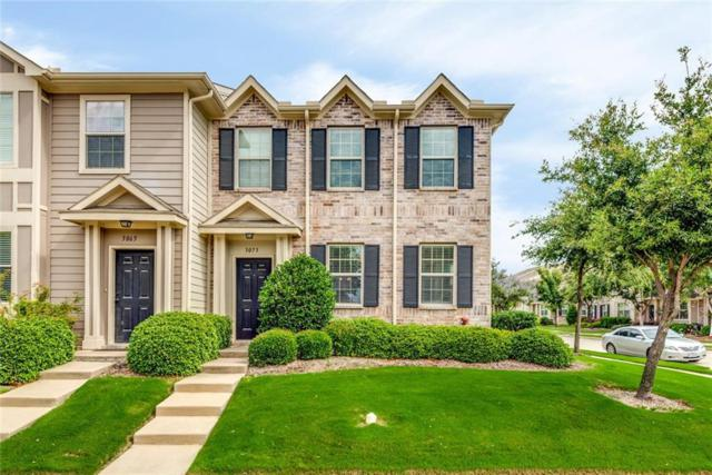 3073 Peyton Brook Drive, Fort Worth, TX 76137 (MLS #14105724) :: The Hornburg Real Estate Group