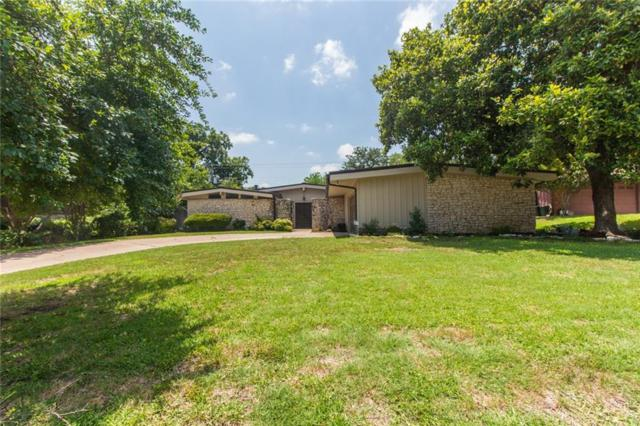 3528 Westerly Road, Benbrook, TX 76116 (MLS #14105728) :: The Heyl Group at Keller Williams