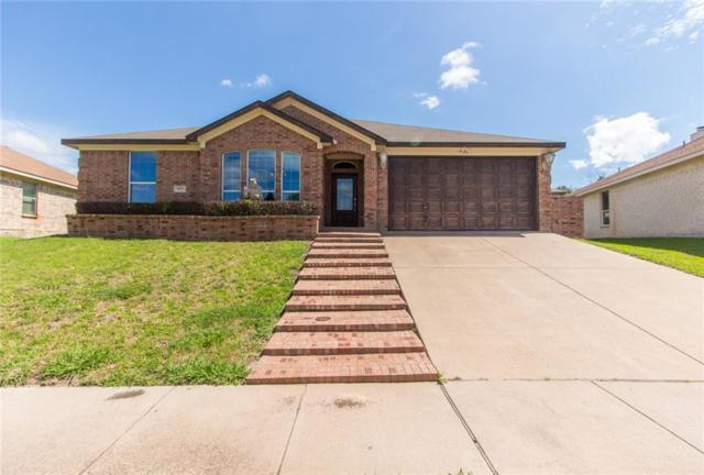 9973 Peregrine Trail, Fort Worth, TX 76108 (MLS #14105732) :: RE/MAX Town & Country