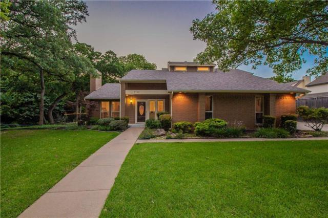2712 Creekwood Drive, Grapevine, TX 76051 (MLS #14105822) :: RE/MAX Town & Country