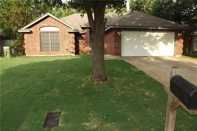 6016 Maple Leaf Drive, Arlington, TX 76017 (MLS #14105848) :: RE/MAX Town & Country