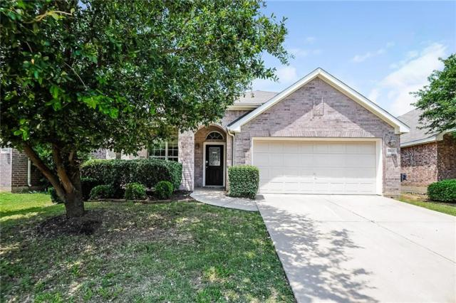 1813 Turtledove Drive, Little Elm, TX 75068 (MLS #14105858) :: Frankie Arthur Real Estate