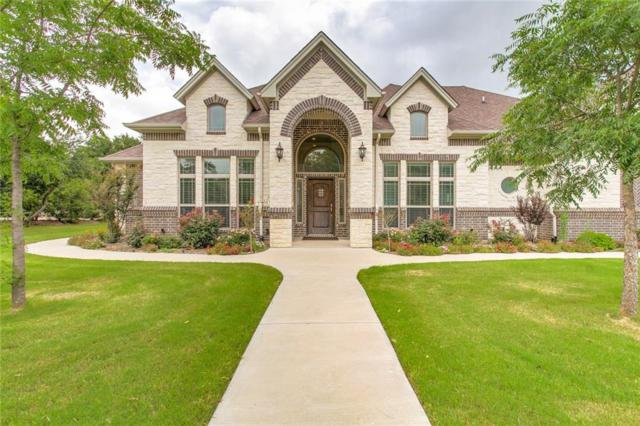 156 Crown Ridge Court, Fort Worth, TX 76108 (MLS #14105876) :: RE/MAX Town & Country