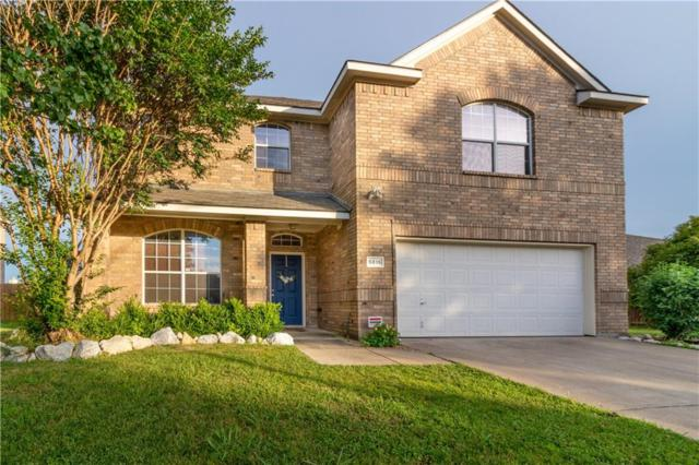 5815 Weathered Trail, Grand Prairie, TX 75052 (MLS #14105897) :: The Tierny Jordan Network