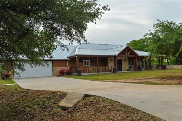2325 County Road 3657, Springtown, TX 76082 (MLS #14105931) :: The Heyl Group at Keller Williams
