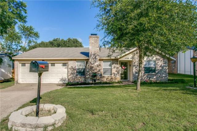 3700 Biscay Drive, Arlington, TX 76016 (MLS #14106083) :: Team Tiller