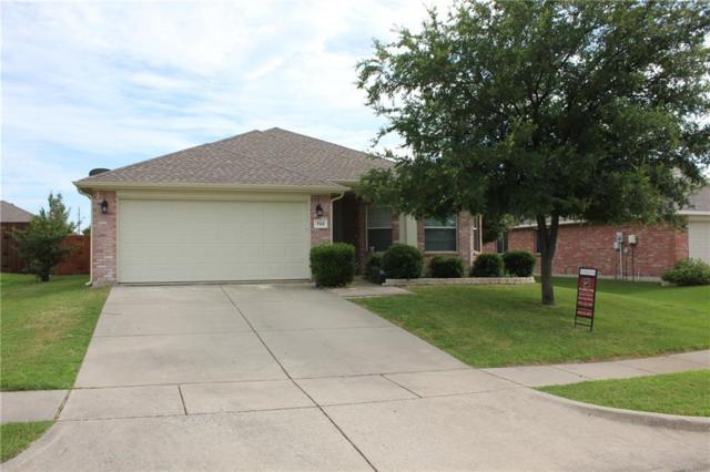 703 Alabaster Way, Wylie, TX 75098 (MLS #14106101) :: The Heyl Group at Keller Williams