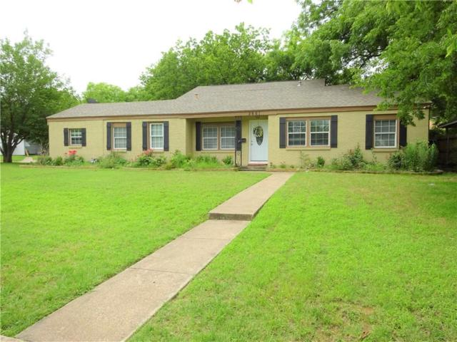 2801 W Biddison Street, Fort Worth, TX 76109 (MLS #14106103) :: The Real Estate Station