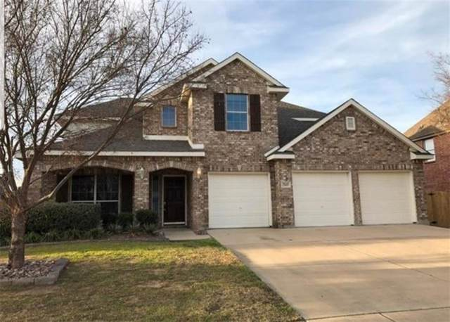 2845 Fantail Drive, Mesquite, TX 75181 (MLS #14106140) :: RE/MAX Town & Country