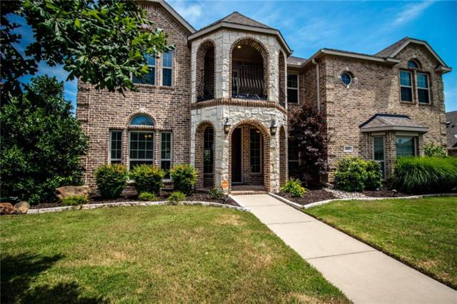 2617 Longshadow Lane, Midlothian, TX 76065 (MLS #14106213) :: Kimberly Davis & Associates