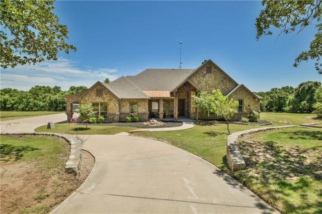 455 Sandpiper Drive, Weatherford, TX 76088 (MLS #14106246) :: The Heyl Group at Keller Williams