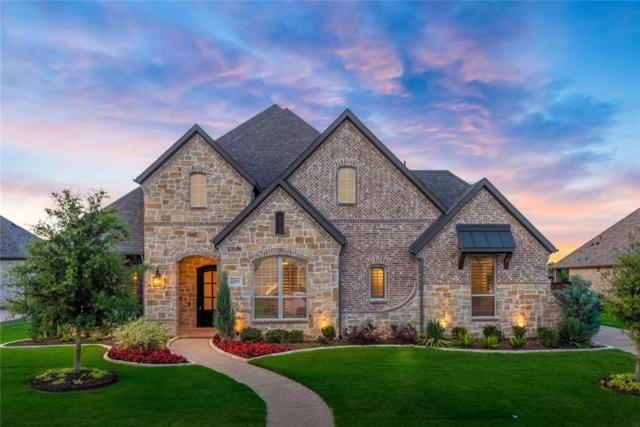 505 Fisher Drive, Trophy Club, TX 76262 (MLS #14106325) :: The Heyl Group at Keller Williams
