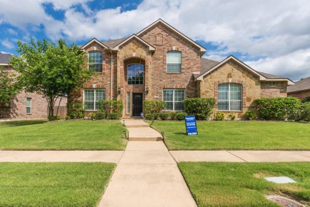 916 Carlsbad Drive, Allen, TX 75002 (MLS #14106370) :: The Good Home Team