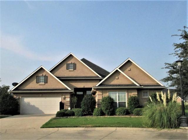 11109 Balentine Street, Denton, TX 76207 (MLS #14106377) :: Real Estate By Design