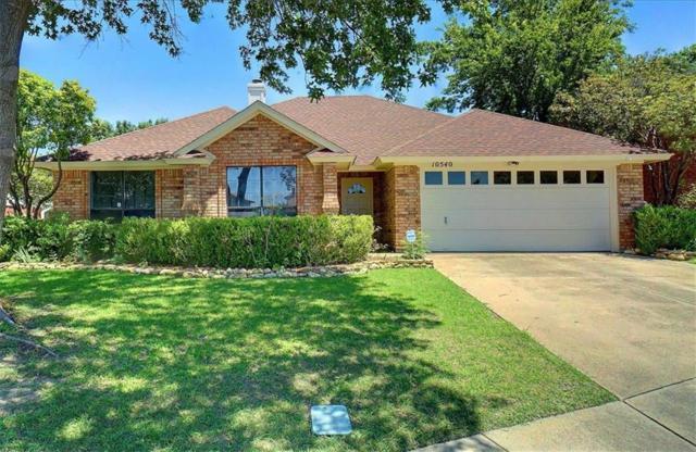 10540 Del Mar Court, Benbrook, TX 76126 (MLS #14106494) :: Potts Realty Group
