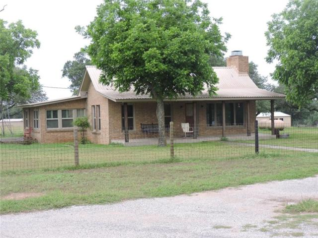 1081 W Fm 574 Highway W, Mullin, TX 76864 (MLS #14106526) :: RE/MAX Town & Country